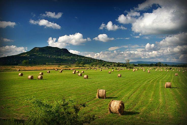 Szent György mountain, Hungary