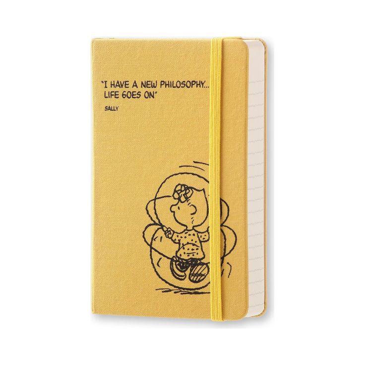 Moleskine 57 Peanuts Agenda Giornaliera da 12 Mesi, Giallo: Moleskine: Amazon.it: Cancelleria e prodotti per ufficio