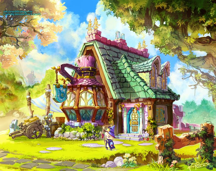 Best 25 Cartoon house ideas on Pinterest  South gate Tea art