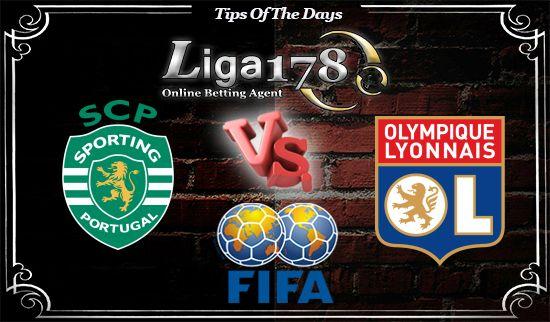 Prediksi Skor Sporting Cp Vs Olympique Lyonnais 23 Juli 2016