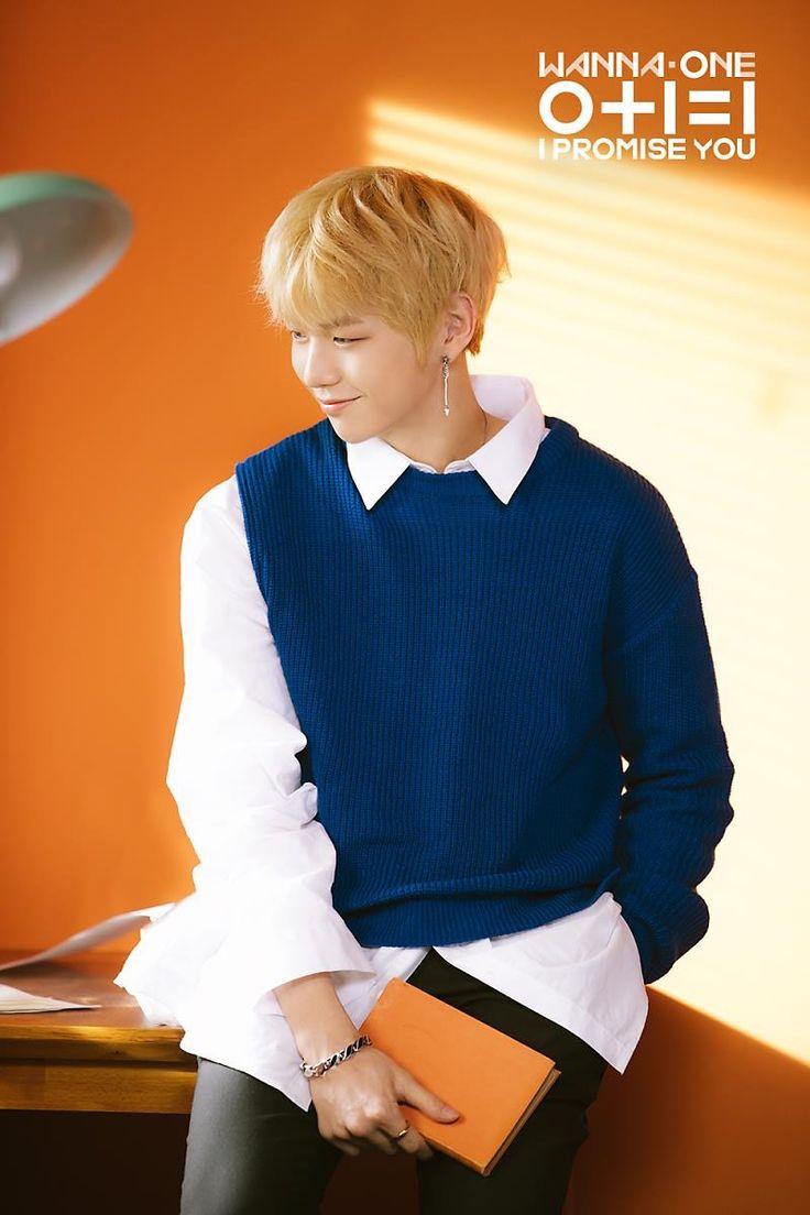"Wanna-One - Kang Daniel - ""0+1=1 (I PROMISE YOU)"""