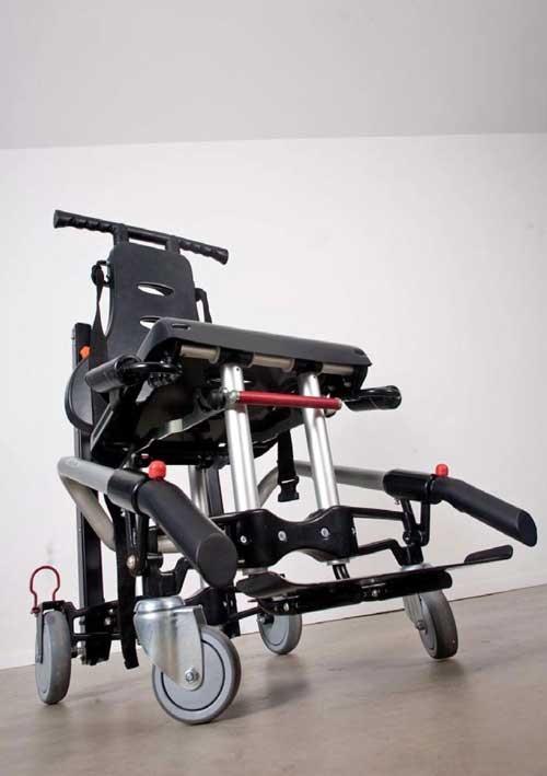 Cadira d'evacuació d'emergencia - STIMULO - Premi GiDi 2010 Valor Intergrat