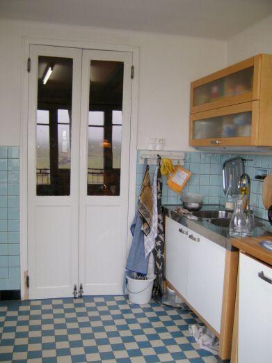 Klapdeur voor keuken