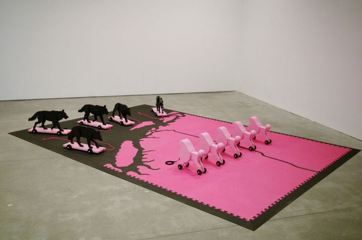 Mary-Ann Barkhouse, Red Rover  whitehot magazine of contemporary art   July 2012: Facing the Animal @ Or Gallery