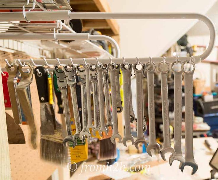15 Clever Ways To Organize Tools So You Can Find Them