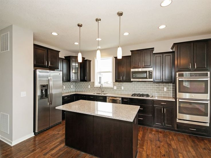 Tips For Kitchen Color Ideas: Edgewater B Quick Move-in Home (Homesite #0001) In Stella