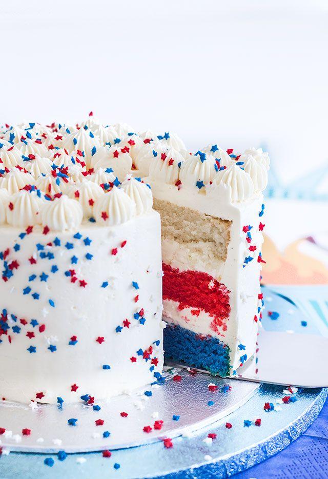 Happy Independence Day Törtchen