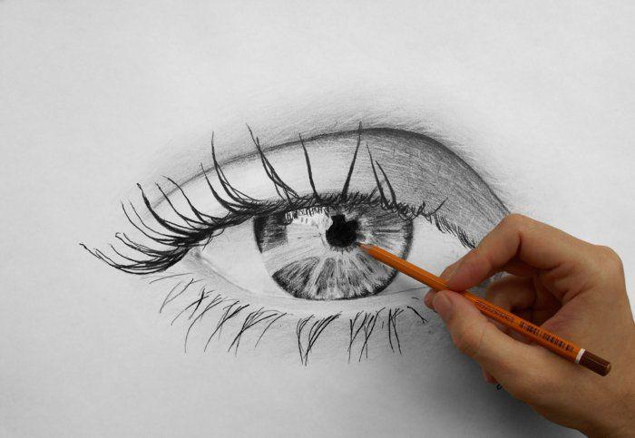 gemalte bilder bilder zum nachmalen coole zeichnungen