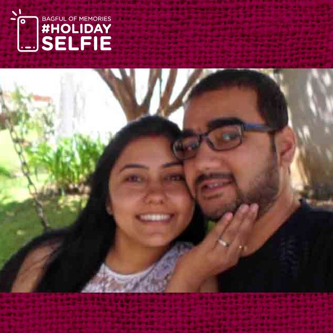 You presented us with your smiles and your memories for Sterling Holidays' #holidayselfie contest. Winners of the contest, take a bow. Today's winner: Anjali Singh. We hope you enjoyed holidaying with us and taking these memorable selfies; with that note Sterling Holidays wishes you the greetings of this happiest summertime. To view all the winners of the #holidayselfie contest, #bagfulofmemories visit http://www.bagfulofmemories.com/winners/