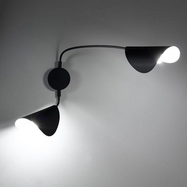 Wandleuchte Funambule 2 Schwenkarme Am Pm La Redoute Wandleuchte Wandlampe Lampe