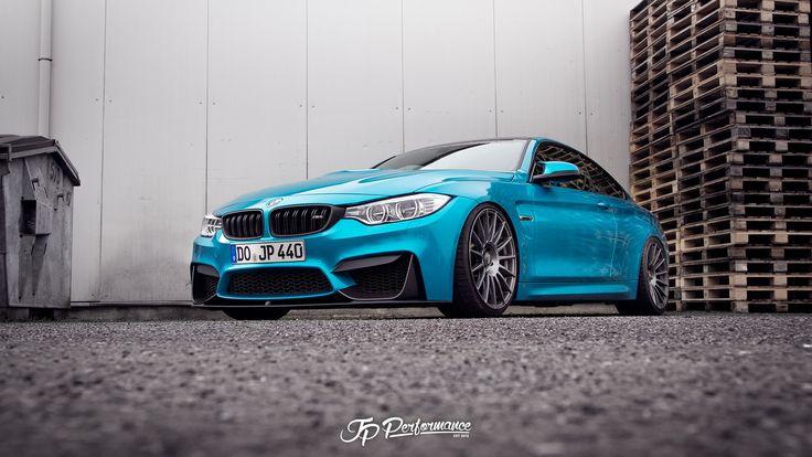 General 1920x1080 BMW JP Performance BMW M4 car blue cars