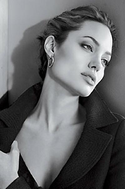 Angelina Jolie by Mario Testino