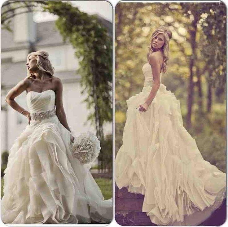 25 best western wedding dresses images on Pinterest | Wedding ...