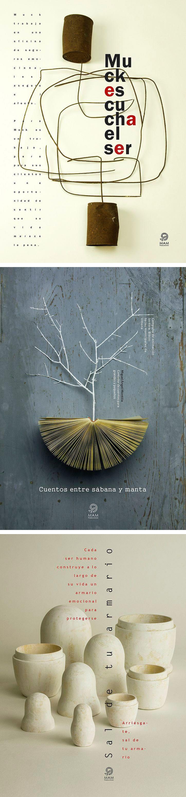 poster set | José Antonio Sánchez Navalón #typography