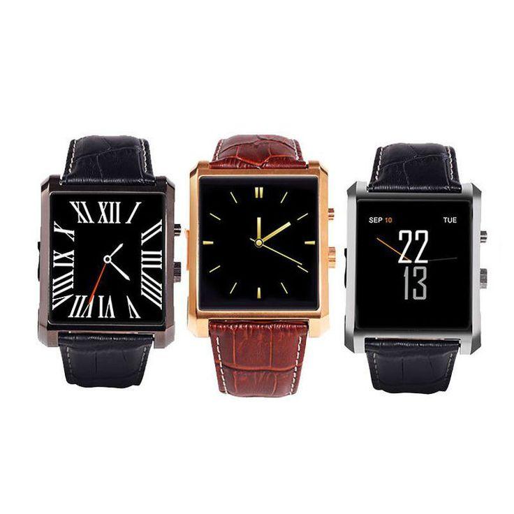 2016 mode Smart Uhr DM08 Wrist Smartwatch Unterstützung Micro Sim-karte Schlaf Tracking NFC Kommunikation //Price: $US $46.17 & FREE Shipping //     #smartuhren