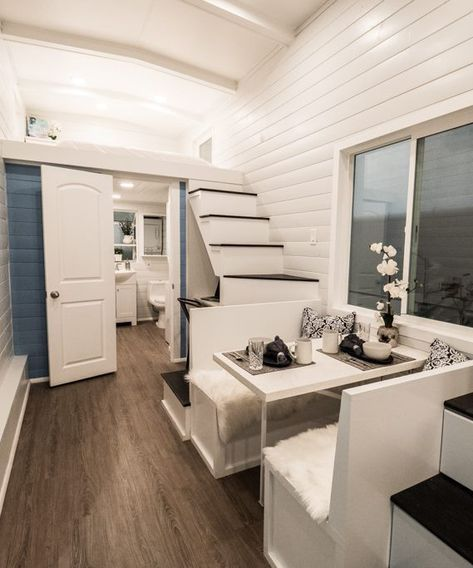 406 besten tiny haus mini haus inspiration ideen. Black Bedroom Furniture Sets. Home Design Ideas