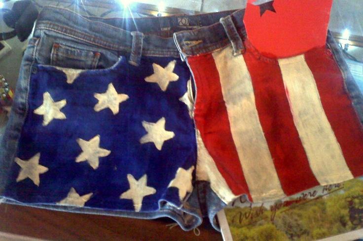 American Flag Crafts Pinterest
