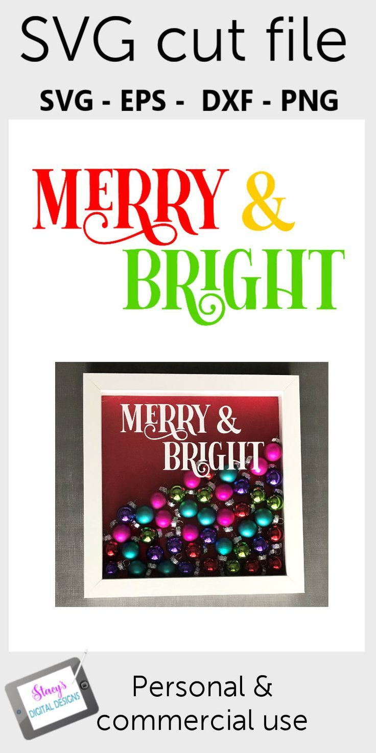 Download Christmas Svg Merry And Bright Svg 377187 Svgs Design Bundles Christmas Svg Svg Christmas Svg Files