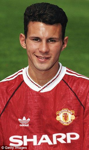 A first-team debut was the next accolade for Welshman Giggs