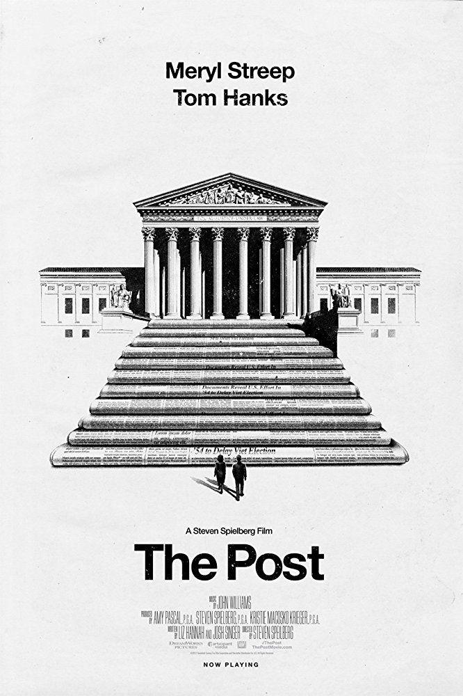 Movie 3 The Post 2017 Director Steven Spielberg Alternative Movie Posters Movie Posters Film Posters