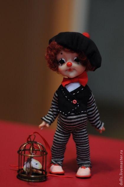 Коллекционная кукла ручной работ Фокус Мечты (исполнитель Заветных Желаний). Handmade. $189