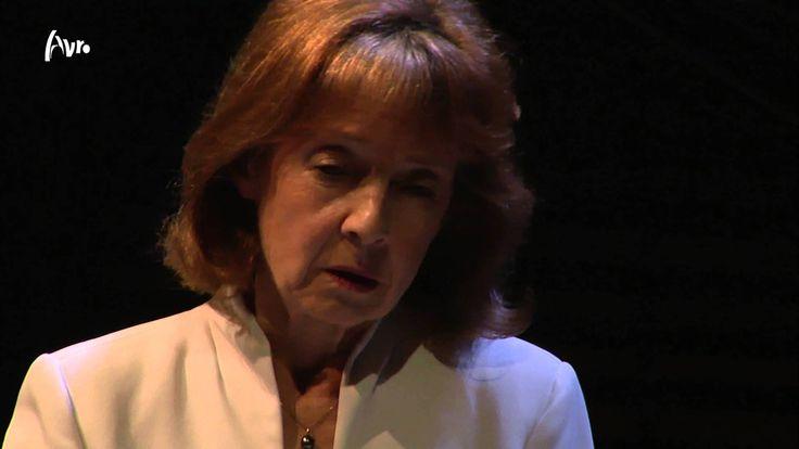 Anne Queffélec - Bach & Händel - Live Concert - HD