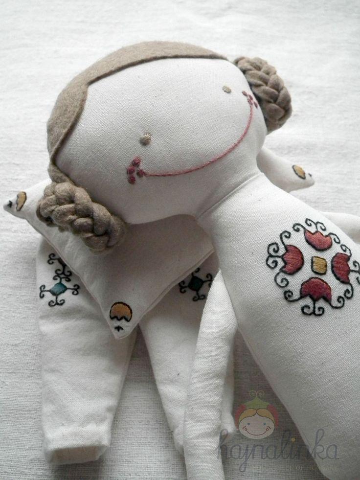 Hajnalinka doll