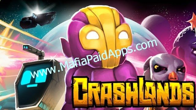 Image Result For Crashlands Apka