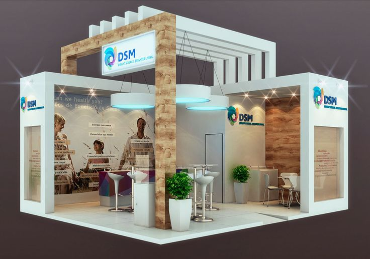 Exhibition Stall On Behance : Stand dsm on behance exhibition booth pinterest