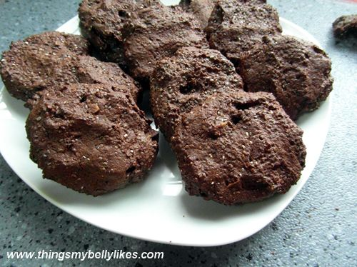 Chocolate Hazelnut Cookies | Dishes To Try - Snacks | Pinterest