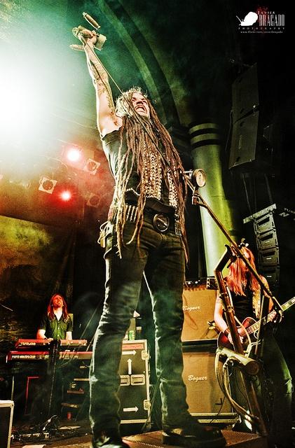 Amorphis_02@Sala_Arena by Javier Bragado, via Flickr