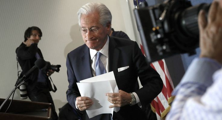 Marc Kasowitz is pictured.