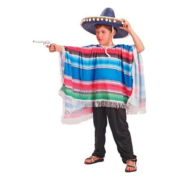Мужской мексиканский костюм со шляпой