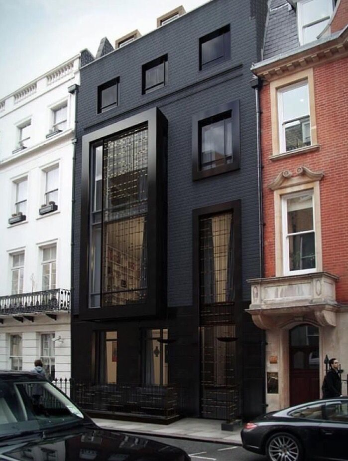 Black mood architecture interiorism pinterest black - Colegio administradores barcelona ...