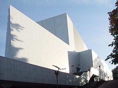 Finnish Design: Alvar Aalto. Another work by Alvar Aalto stark yet precise...