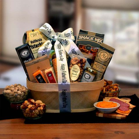 16 best fall gift baskets images on pinterest easter gift fathers day gourmet nut sausage assortment negle Gallery