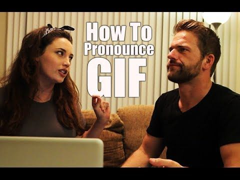 How To Pronounce GIF
