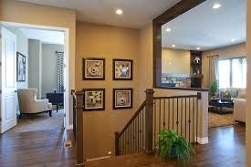 Image result for basement stairs in kitchen