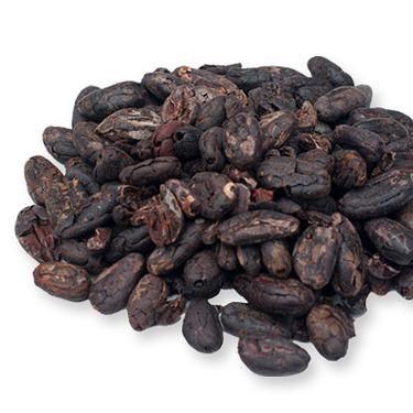 Nepražené syrové kakaové boby, to je ta nejčokoládovější čokoláda na světě, ta pravá - živá čokoláda.