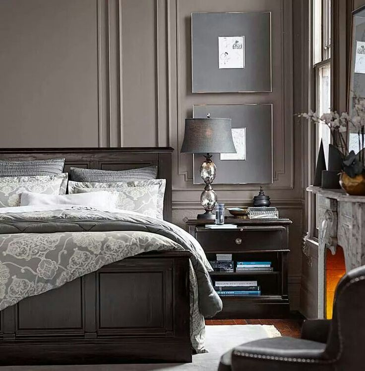 Bedroom Wall Colour Ideas Edwardian Bedroom Decorating Ideas Bedroom Black Tiles Bedroom Colors For Black Furniture: Paint Colors, Colors And Classy