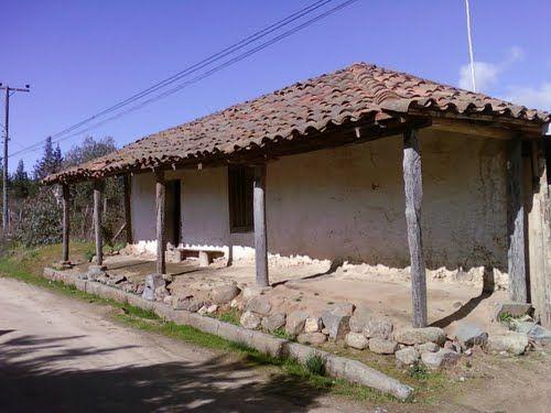 Casa colonial chilena