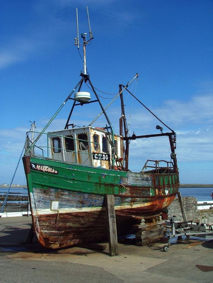 The Marigold at Castletown, Isle of Man