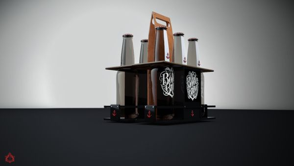 http://www.behance.net/gallery/Bold-Brave-Beer/9708045