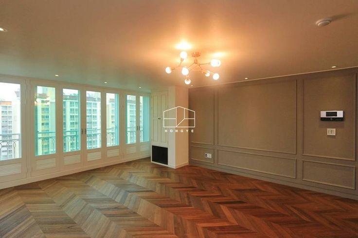 프렌치 스타일로 우아함을 살린 37평 아파트 인테리어 (출처 Juhwan Moon)
