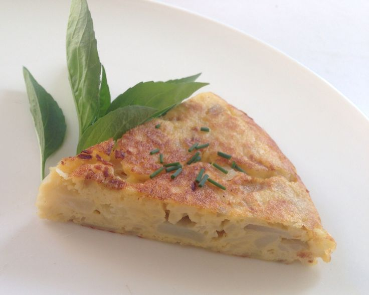 Tortilla Española Tradicional