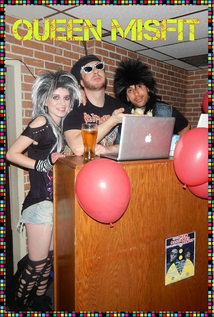 80's party with Yas & Bobby - Dead Celebrity Status