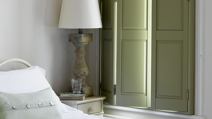 solid panel shutters london - Google Search