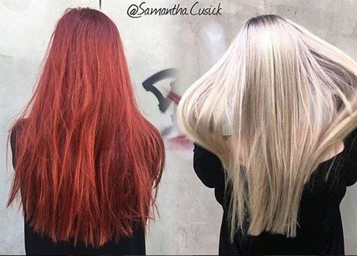 Agora já pode mudar a cor do seu cabelo sem se sujeitar a que ele caia a meio do processo, graças a um inovador produto chegou ao Slash Hairstudio!