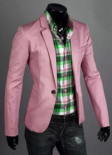 Men's Casual Suit Jacket