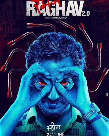 Check out! Nawazuddin Siddiqui's upcoming movie 'Raman Raghav 2.0' First Poster.